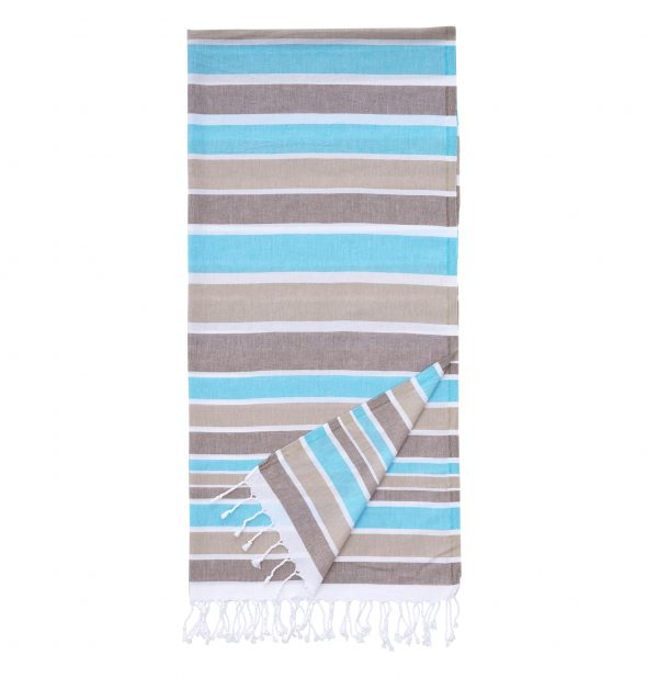 Turkish towel dilan beach