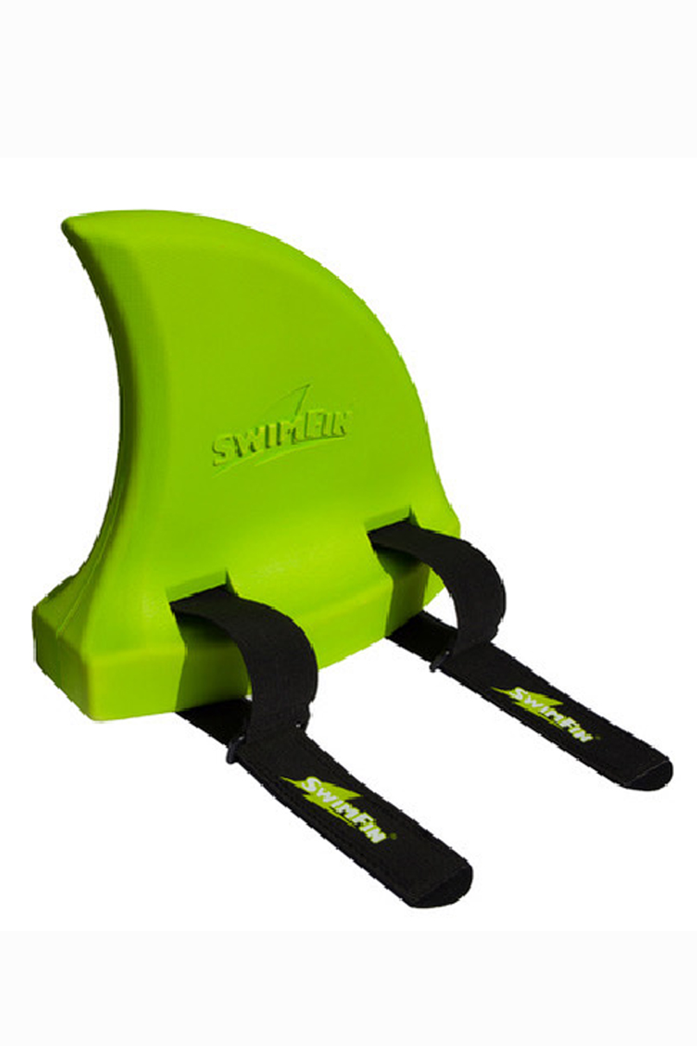 SwimFin Lime green